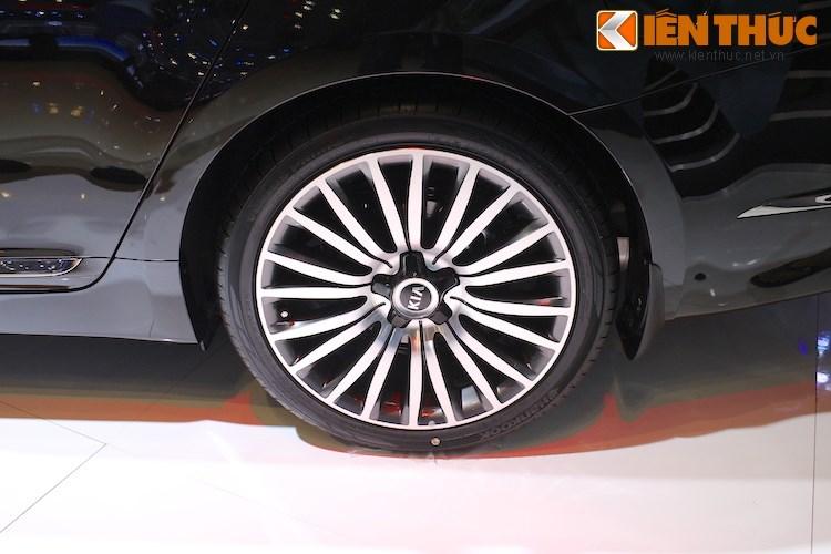 Kia K7 2017 giá bao nhiêu? Đánh giá thiết kế & động cơ vận hành 3